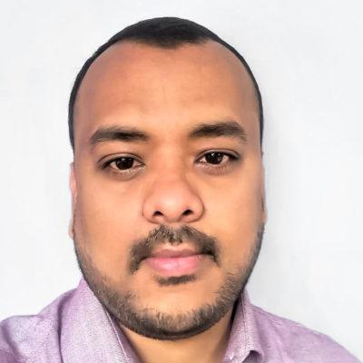 Portrait of Mehul