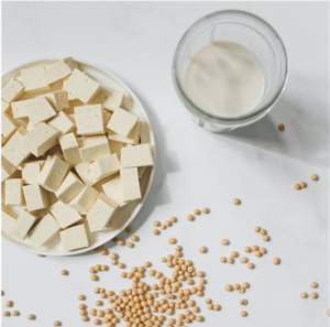 soya can have an impact on tamoxifen