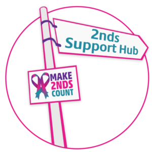 Make 2nds Count (secondary breast cancer charity)